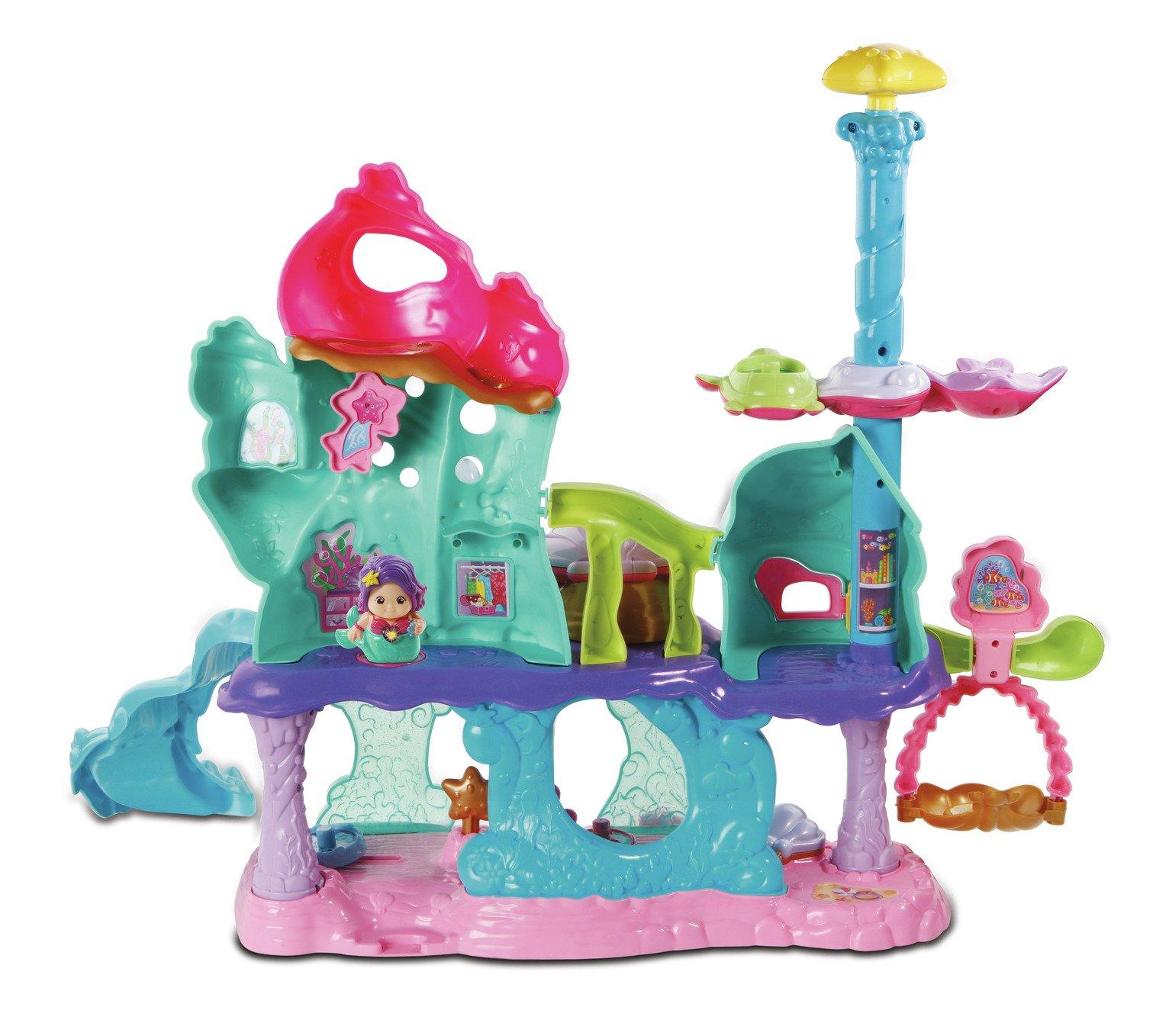 VTech Toot-Toot Friends Mermaid Land Playset