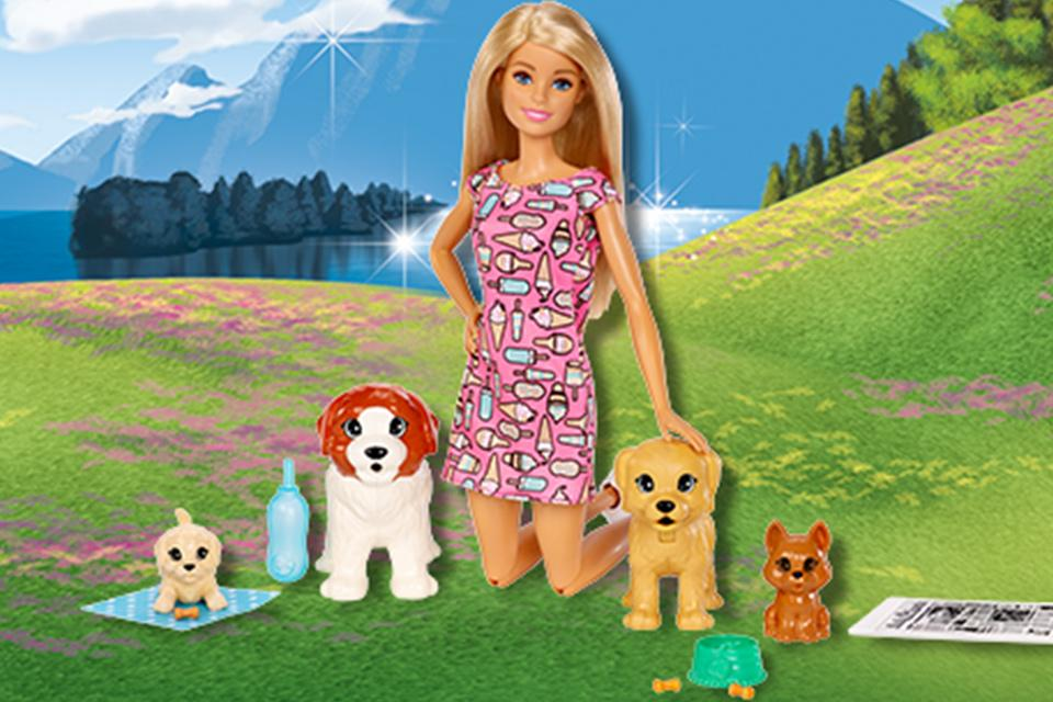 Barbie Dolls & Toys | Argos
