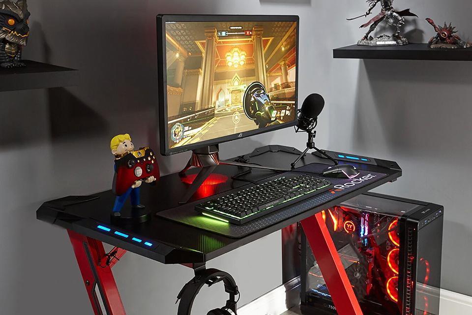 Gaming Room Ideas Create Your Own Gaming Zone Argos