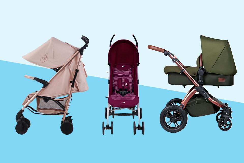 pram buggy stroller pushchair
