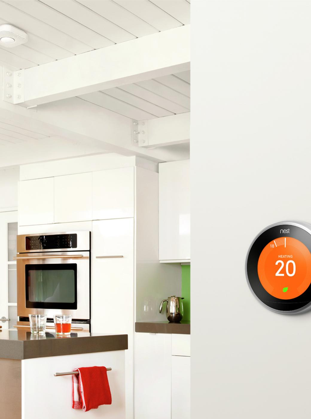Smart heating and smart plugs