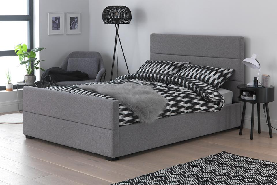 Get a bed that suits your style.