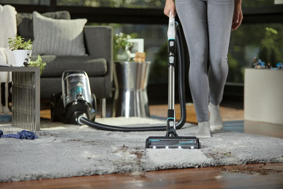 Bissell vacuum cleaners.