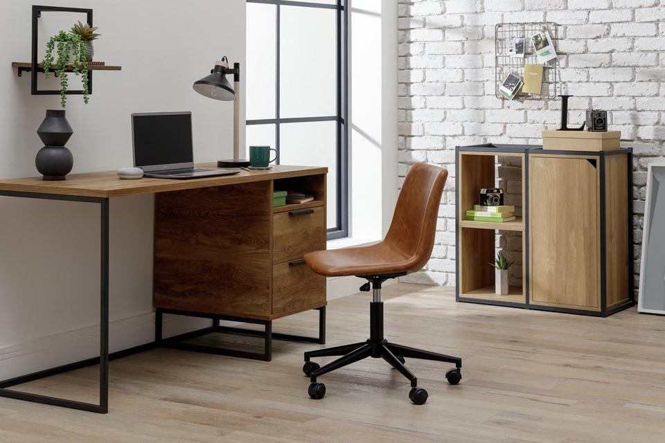 Style and character office.