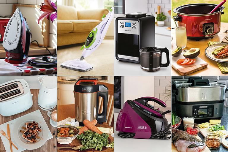 Buy Morphy Richards kitchen appliances at Argos.