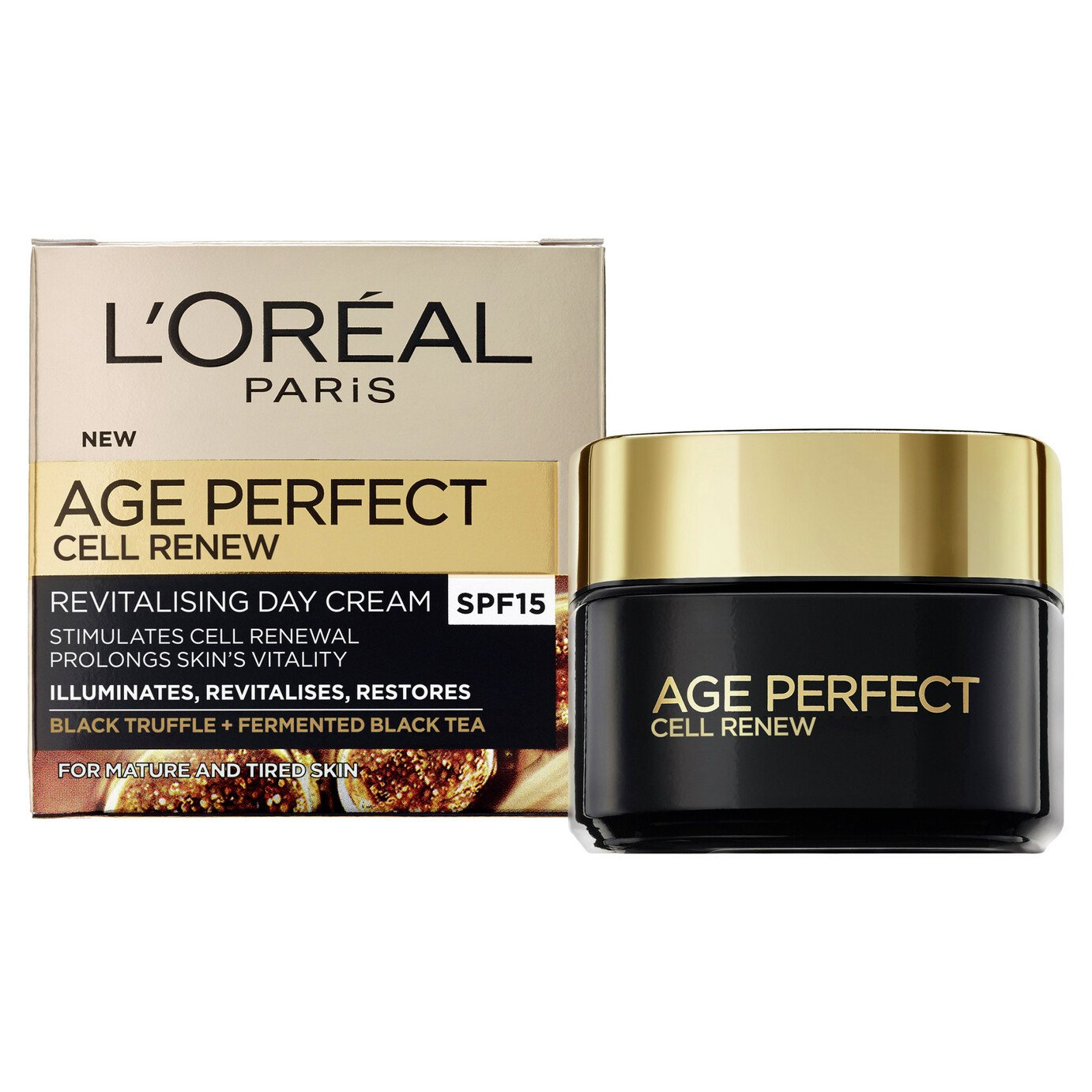 L'Oreal Paris Skin Age Perfect Cell Renew Day Cream - 50ml