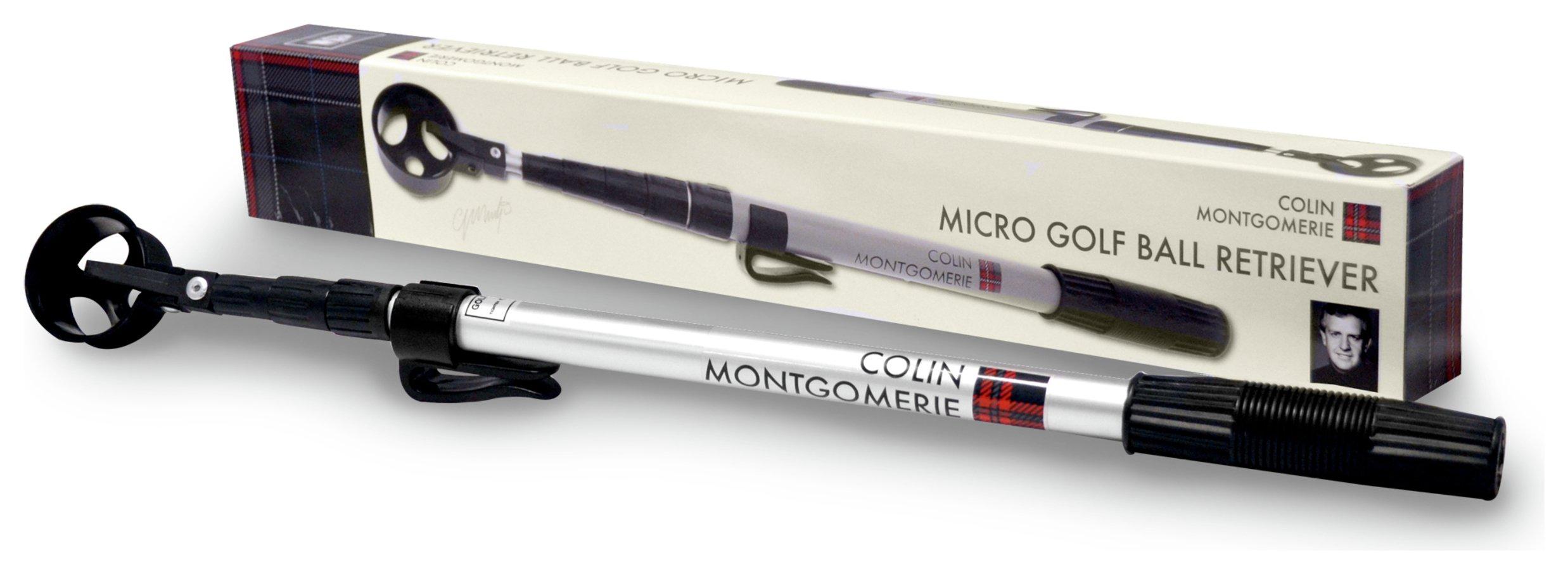 Image of Colin Montgomerie - Micro Golf Ball Retriever