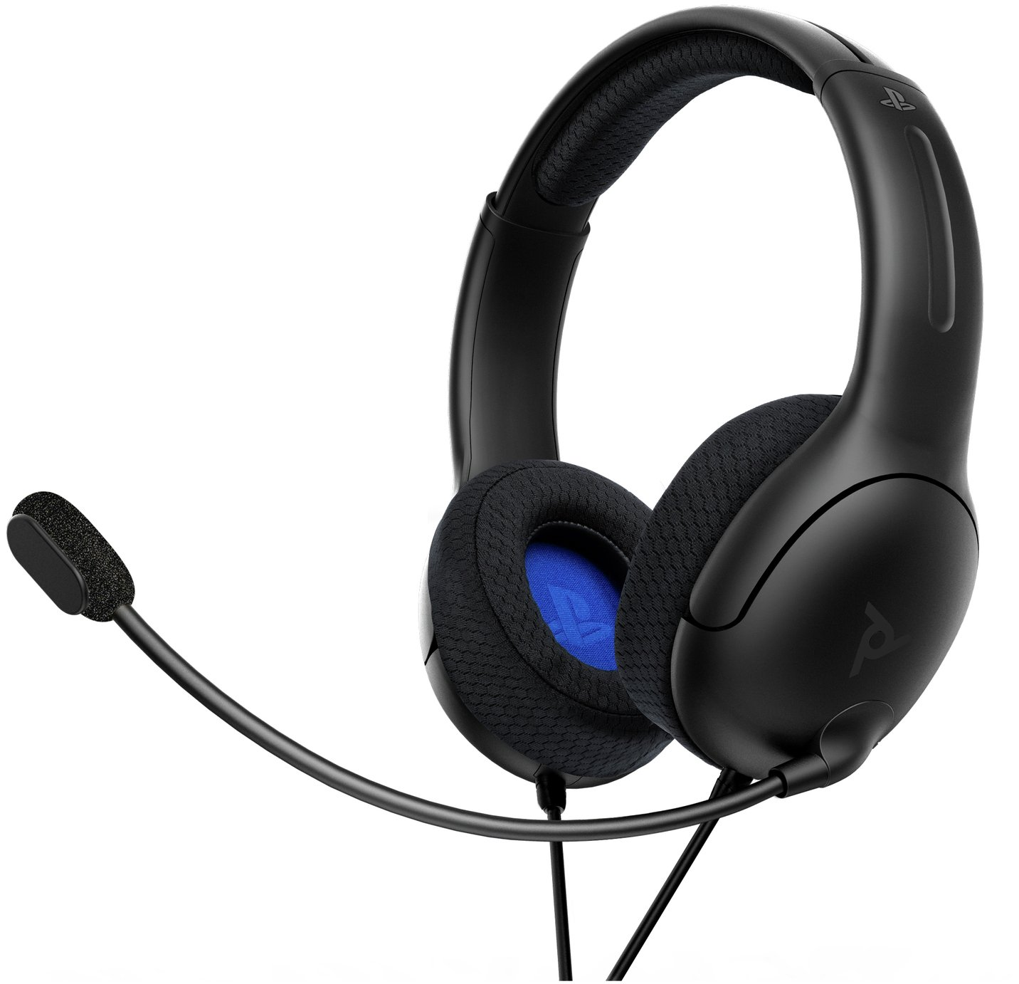 PDP Officially Licensed LVL40 PS4 & PC Headset - Grey