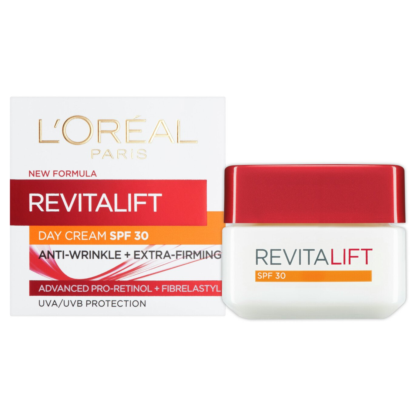 L'Oreal Revitalift Day Cream with SPF30 - 50ml