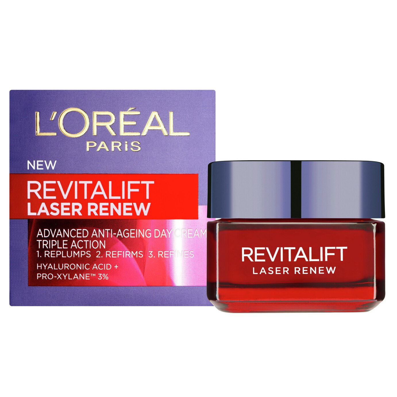 L'Oreal Paris Skin Revitalift Laser Renew Night Cream - 50ml