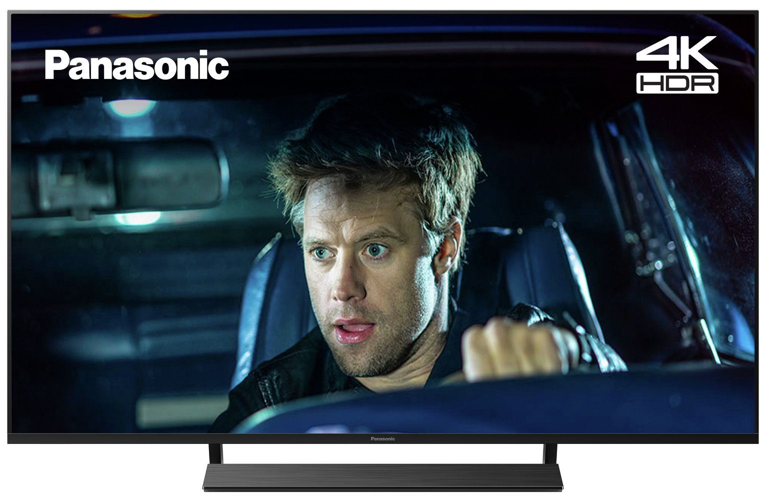 Panasonic 40 Inch TX-40GX800B Smart 4K Ultra HD LED TV