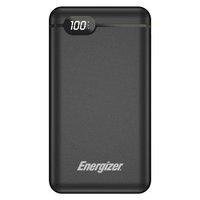 Energizer PD18W 20000mAh Portable Power Bank - Black