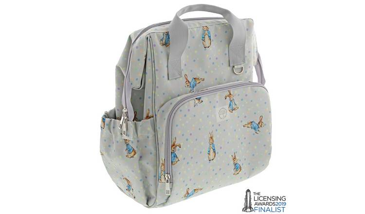 Beatrix Potter Peter Rabbit Changing Backpack