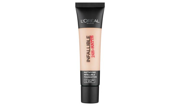 L'Oreal Infallible Matte Foundation - Rose 12