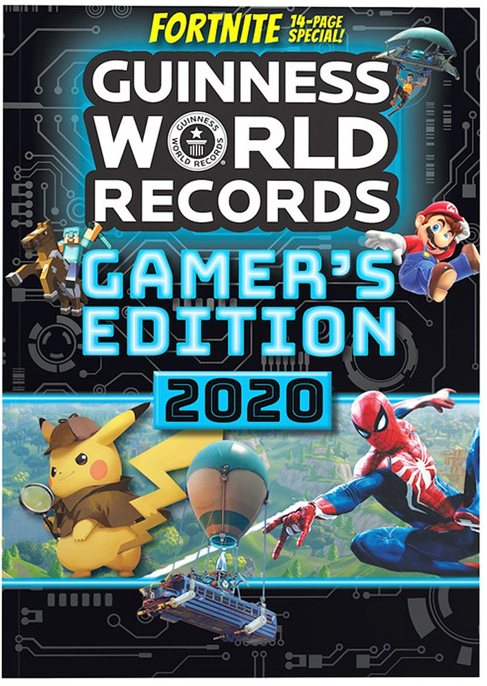 The Guinness World Records Gamer`s Edition 2020