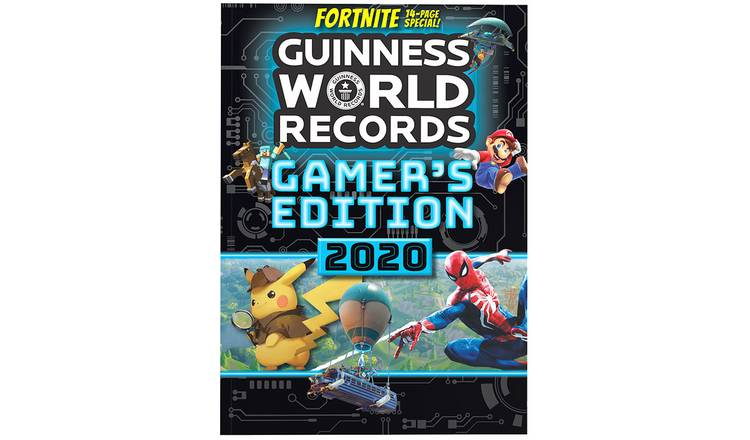 The Guinness World Records Gamer's Edition 2020