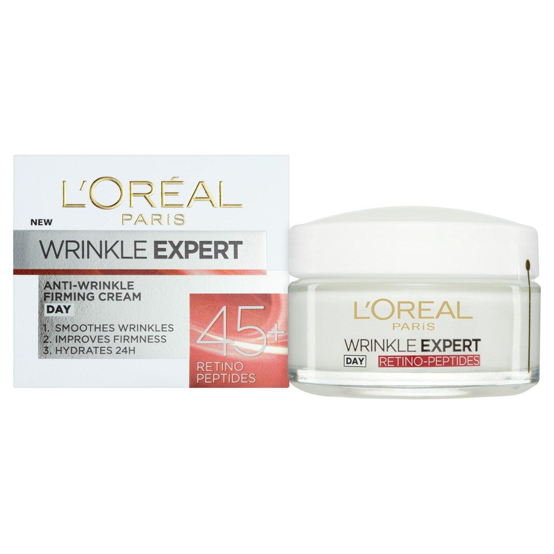 L'Oreal De Wrinkle Expert 45  day Cream - 50ml