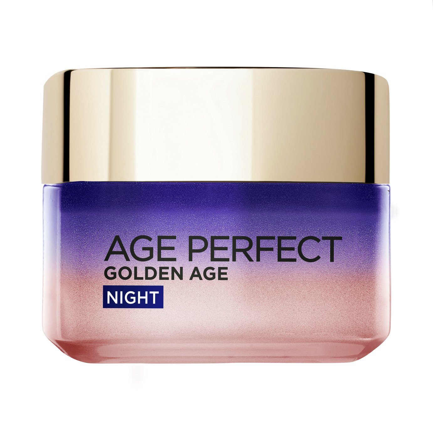 L'Oreal Paris Skin Age Perfect Golden Age Night Pot - 50ml