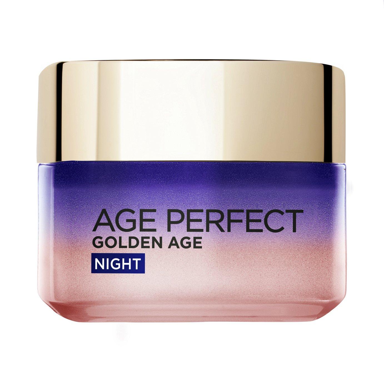 L'Oreal Paris Skin Age Perfect Golden Age Night Pot - 50ml