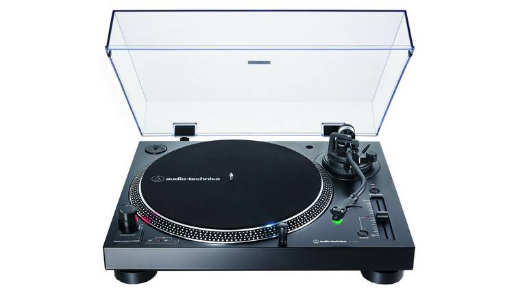 Audio-Technica AT-LP120XUSBBK Direct-Drive Turntable -Black