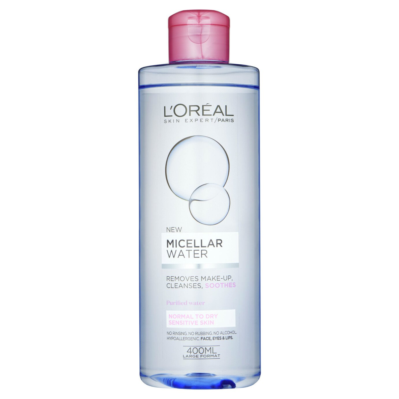 L'Oreal Paris Skin Dermo Micellar Water - 400ml
