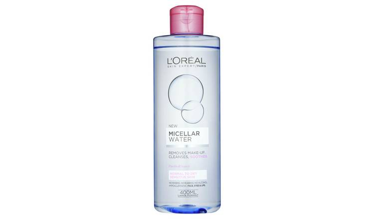 L'Oreal Paris Skin Dermo Micellar Water - 400ml