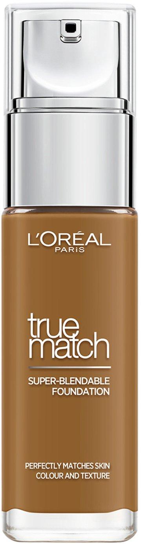L'Oreal Paris True Match Foundation - Golden Cappuccino
