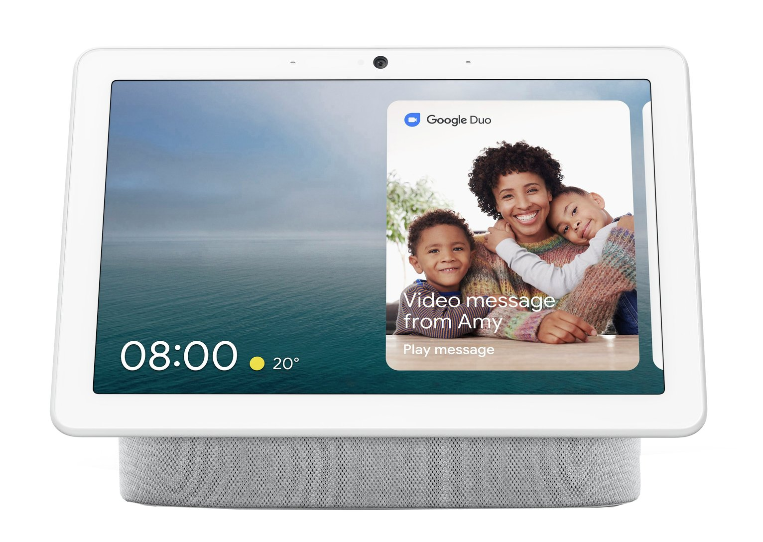 Google Nest Hub Max - Rock Candy