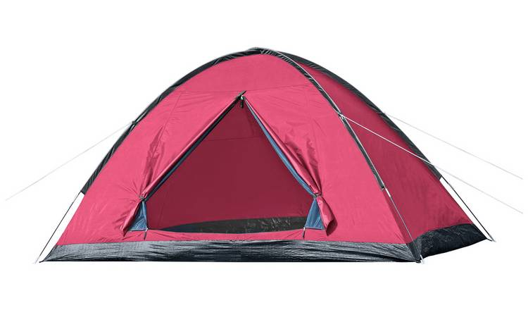 ProAction 5 Man 1 Room Dome Camping Tent
