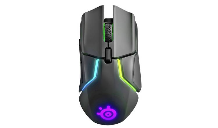 Buy SteelSeries Rival 650 Wireless Gaming Mouse | Laptop and PC mice | Argos