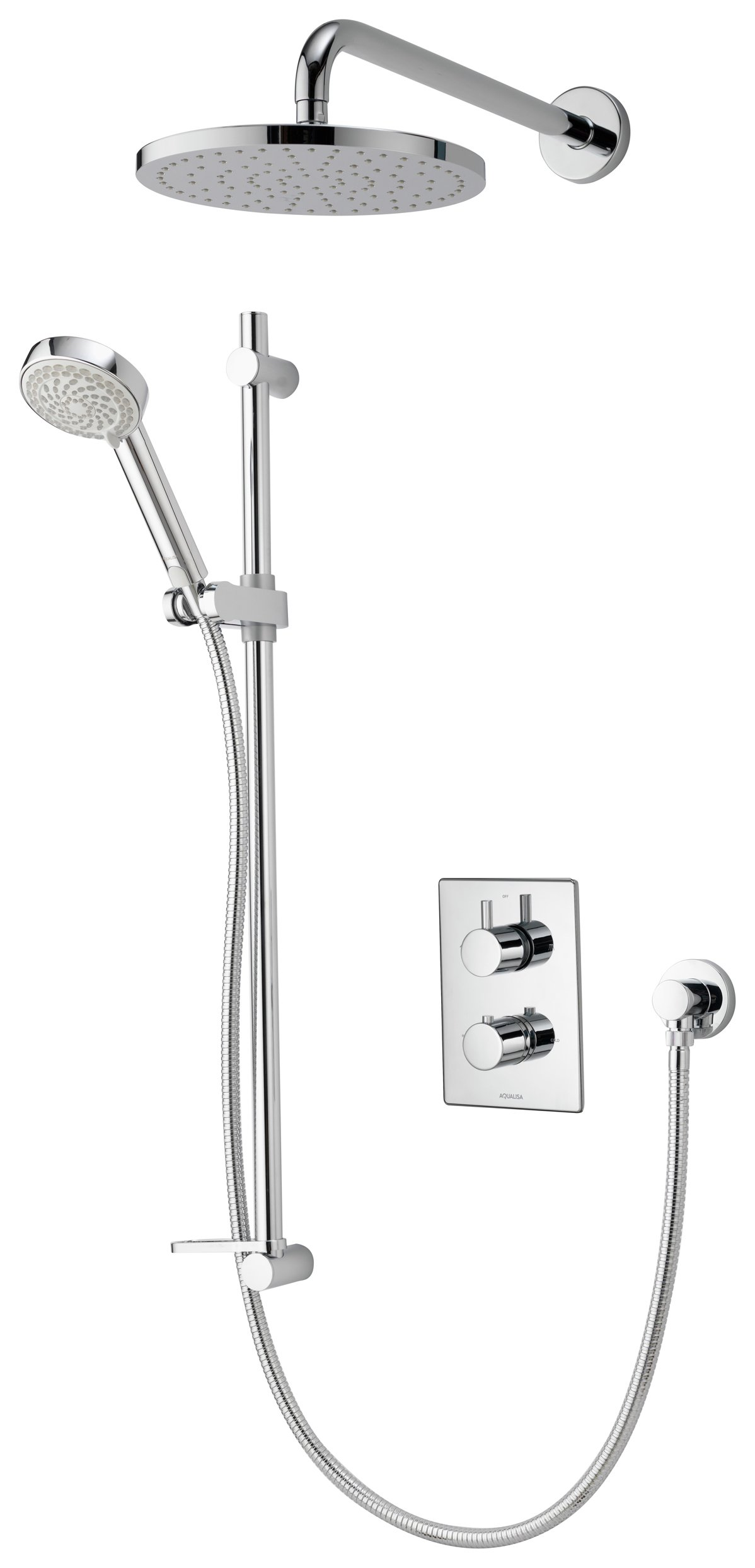 Aqualisa AQ 550 Mixer Shower.