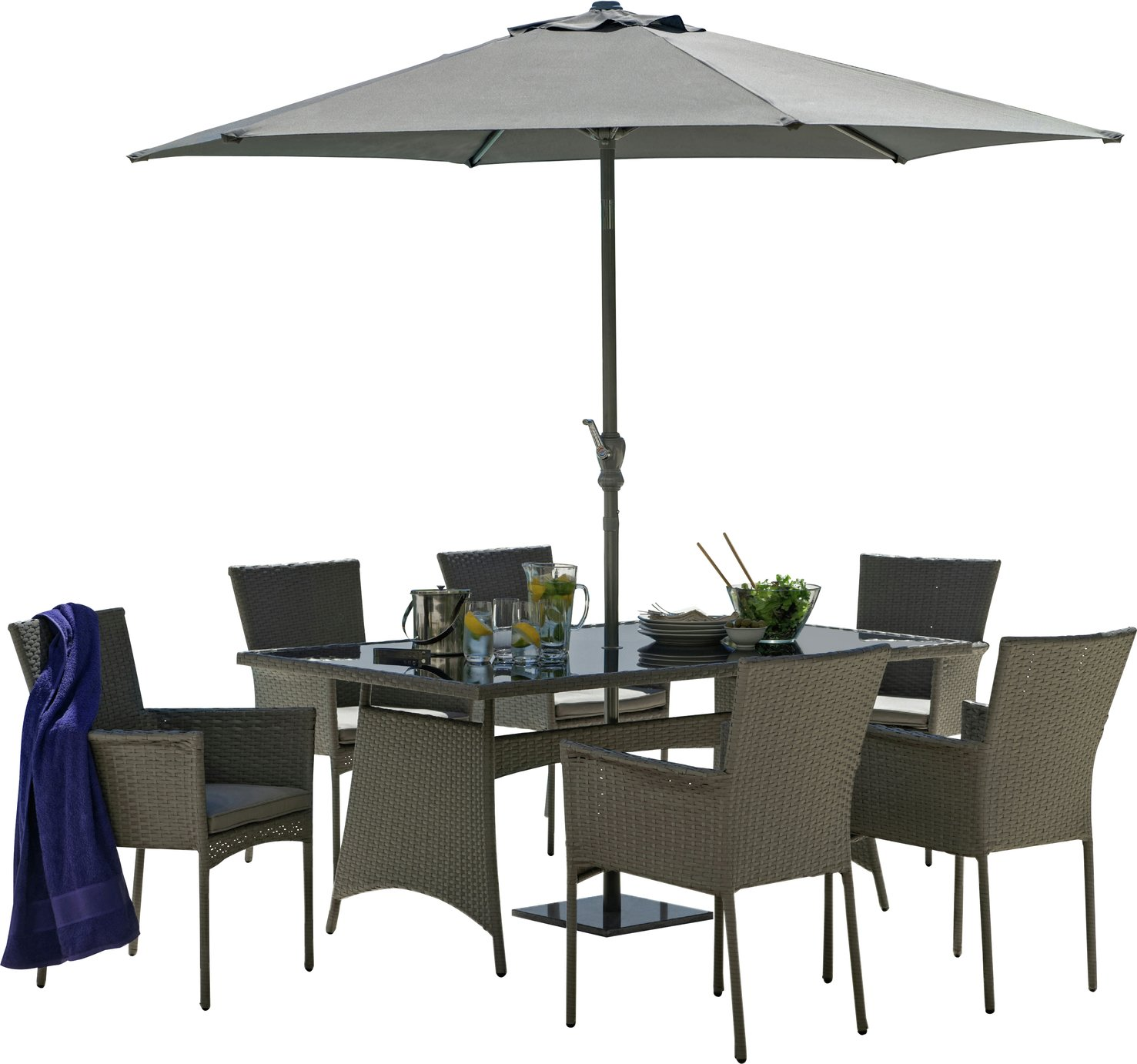 Argos Round Garden Table And Chairs: Garden Table And Chair Sets