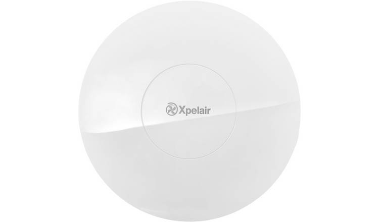 Xpelair 92967 Contour 4 Inch Fan Humidstat.