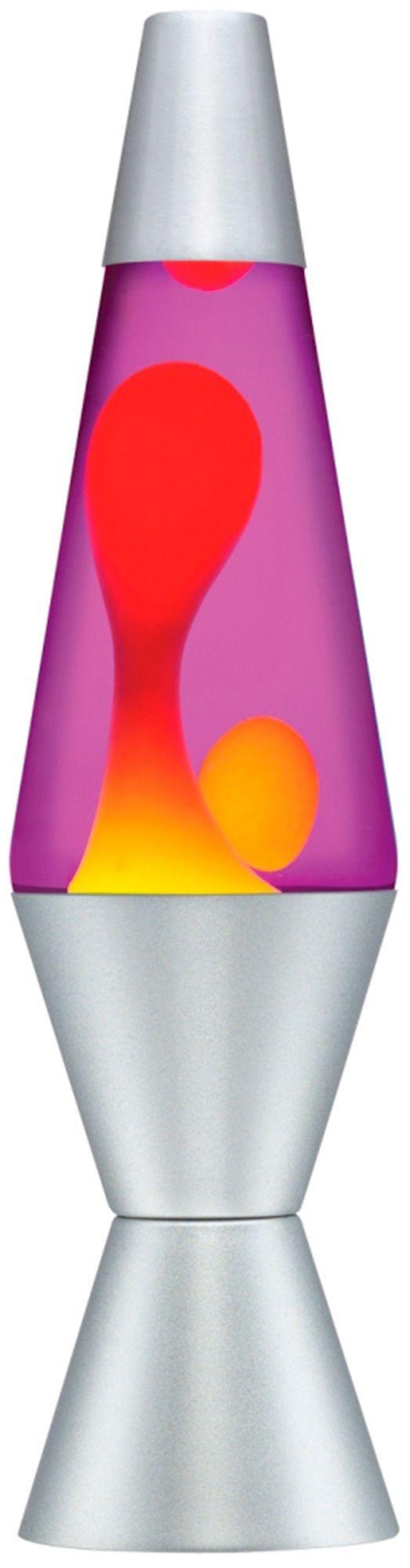 Lava 14.5in Classic Lava lamp - Yellow & Purple