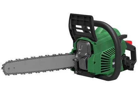 Image of the Qualcast Petrol Chainsaw - 45CC.