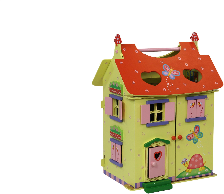Fantasy Fields Magic Garden Dolls House with Furniture.