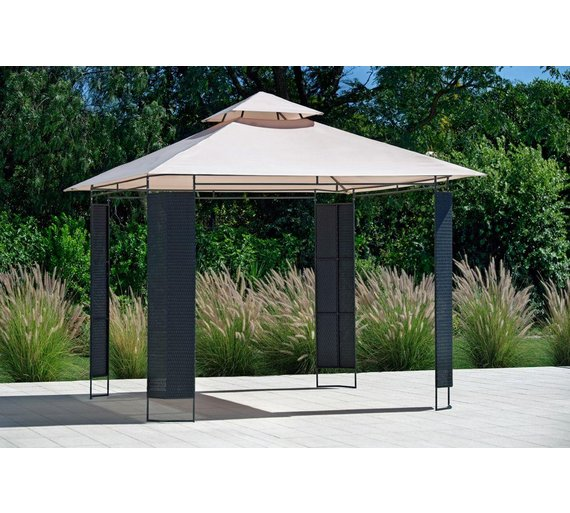 Seductive Buy Collection Rattan Effect Square Garden Gazebo At Argoscouk  With Interesting Collection Rattan Effect Square Garden Gazebo With Beauteous Low Maintenance Front Garden Ideas Uk Also Cost Of Garden Room Extension In Addition Shrubs For South Facing Gardens And The Garden By Andrew Marvell Summary As Well As Art Deco Garden Additionally Garden Gate Closer From Argoscouk With   Interesting Buy Collection Rattan Effect Square Garden Gazebo At Argoscouk  With Beauteous Collection Rattan Effect Square Garden Gazebo And Seductive Low Maintenance Front Garden Ideas Uk Also Cost Of Garden Room Extension In Addition Shrubs For South Facing Gardens From Argoscouk