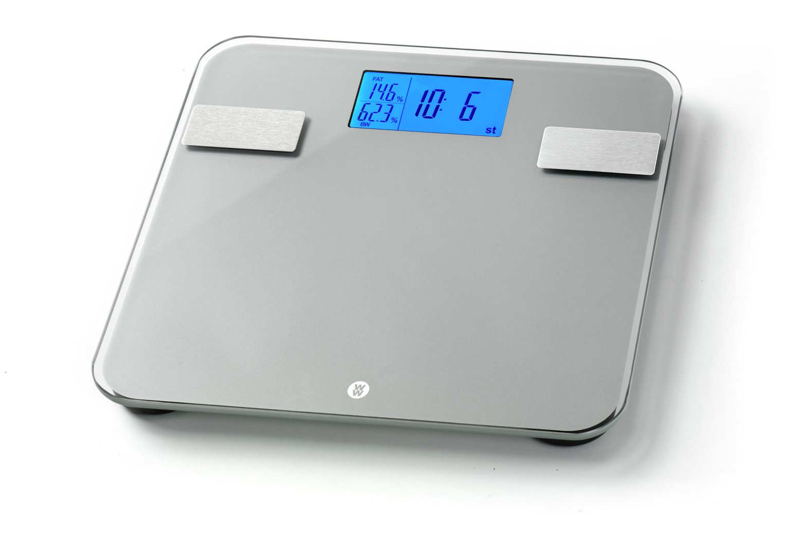Weight Watchers Ultra Slim Body Weight Analysis Scale - Grey