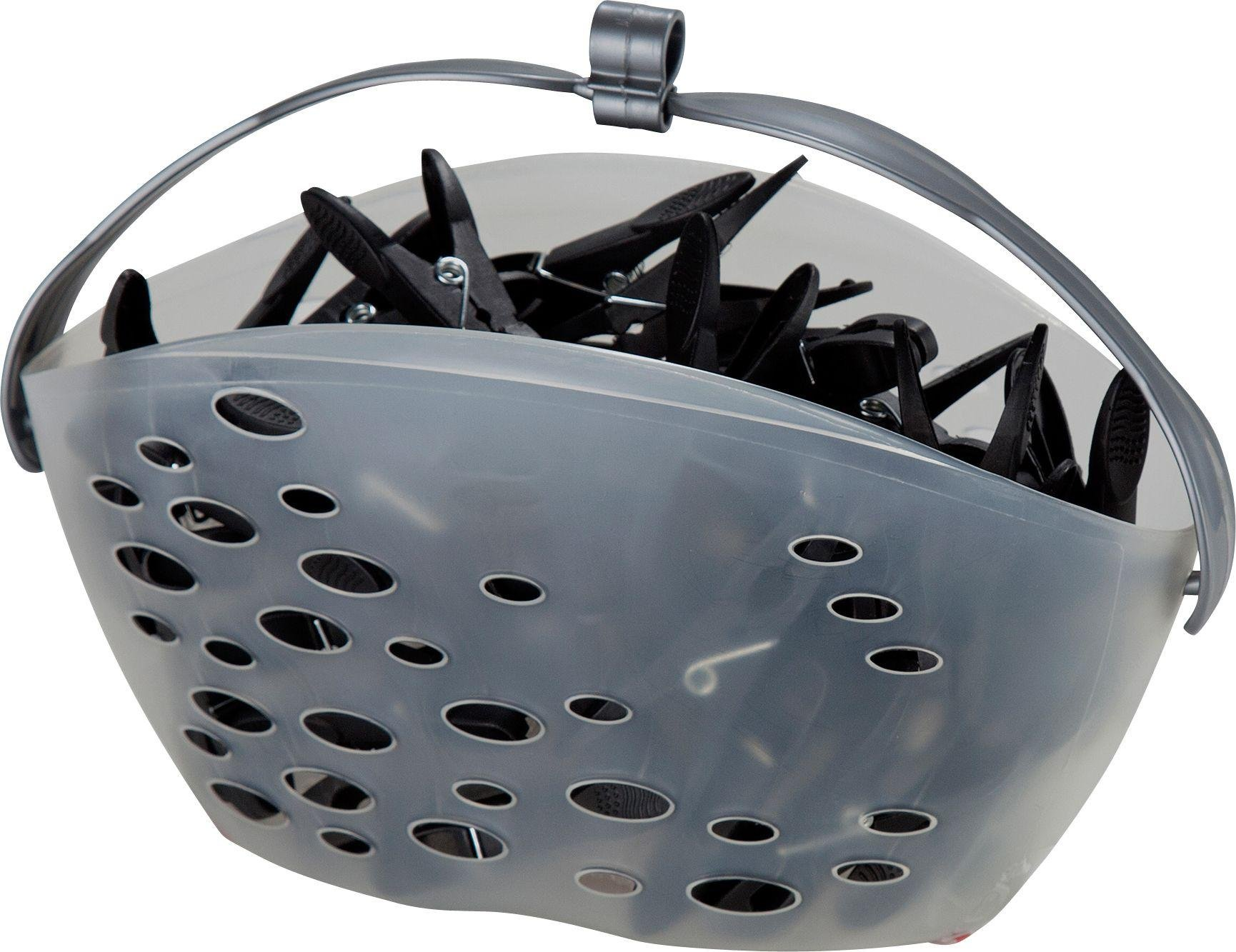 Image of Better Home Set of 50 Clothes Pegs & Basket