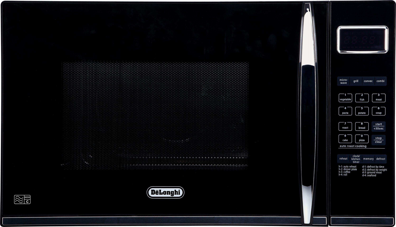 DeLonghi - Combination Microwave - EC92 Black