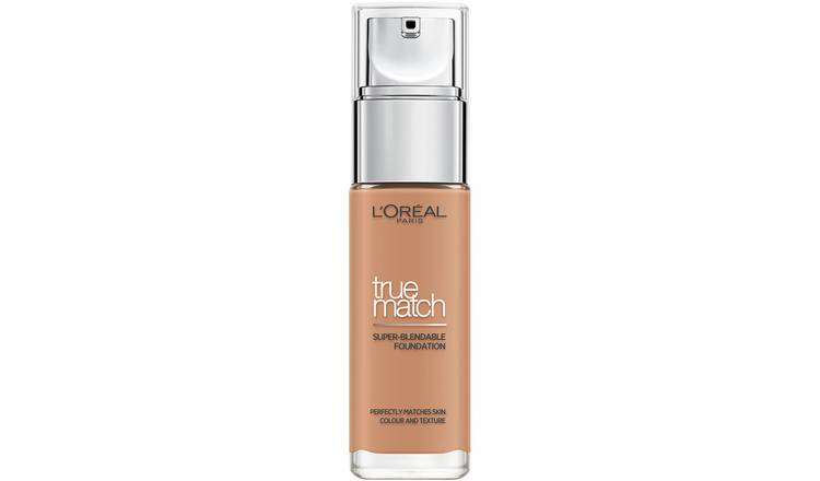 L'Oreal Paris True Match Foundation - Nut Brown