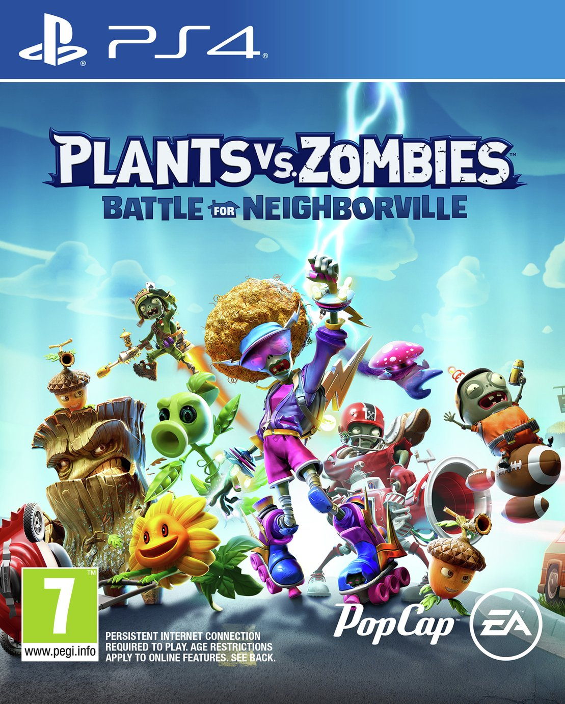 Plants Vs Zombies: Battle for Neighbourville PS4 Pre-Order