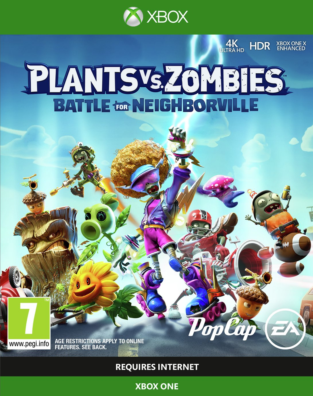 Plants v Zombies Battle for Neighbourville Xbox One Preorder