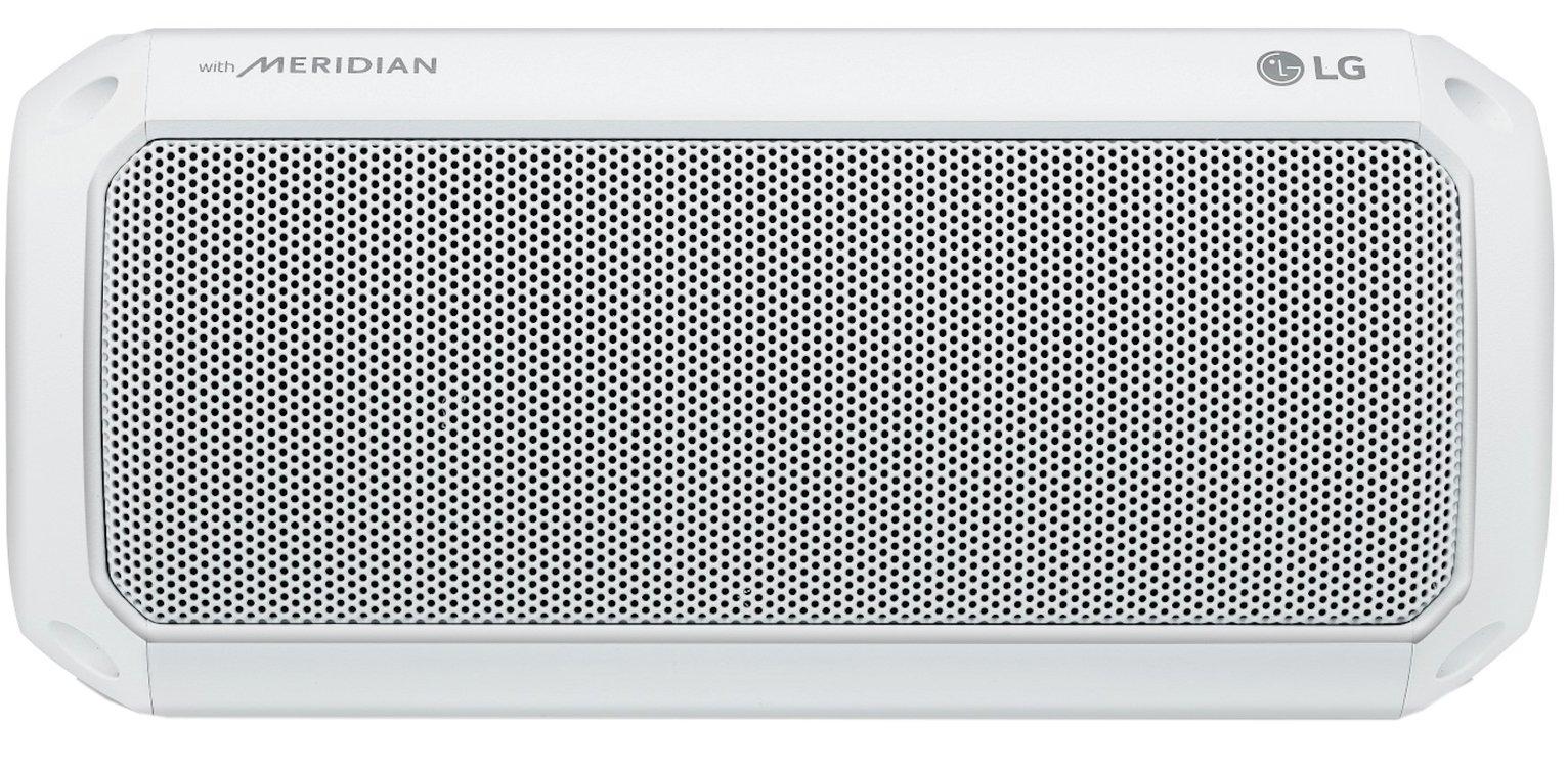 LG PK3 XBOOM Go Bluetooth Party Speaker - White