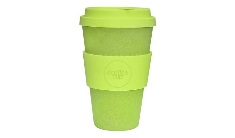 Ecoffee Cup Lime Spider Travel Cup - 400ml