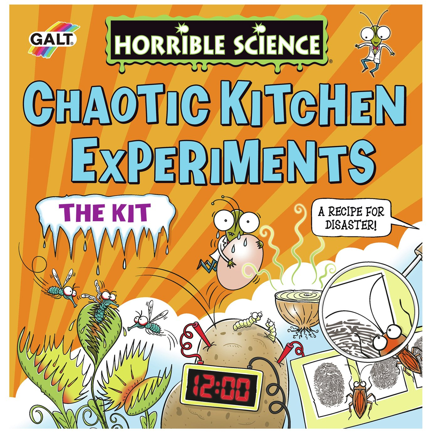 Galt Toys Chaotic Kitchen Experiments