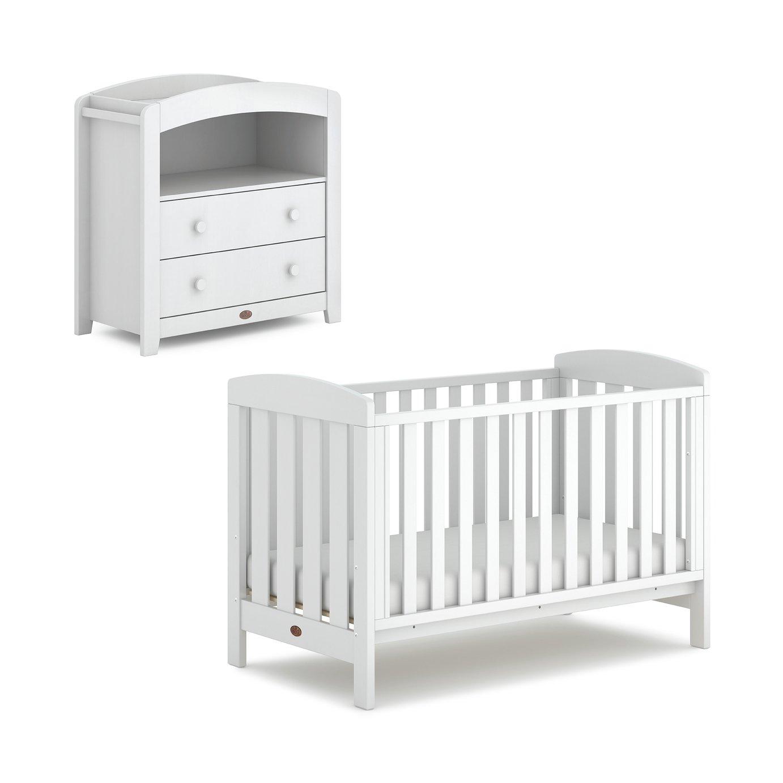 Boori Alice 2 Piece Room Set - White