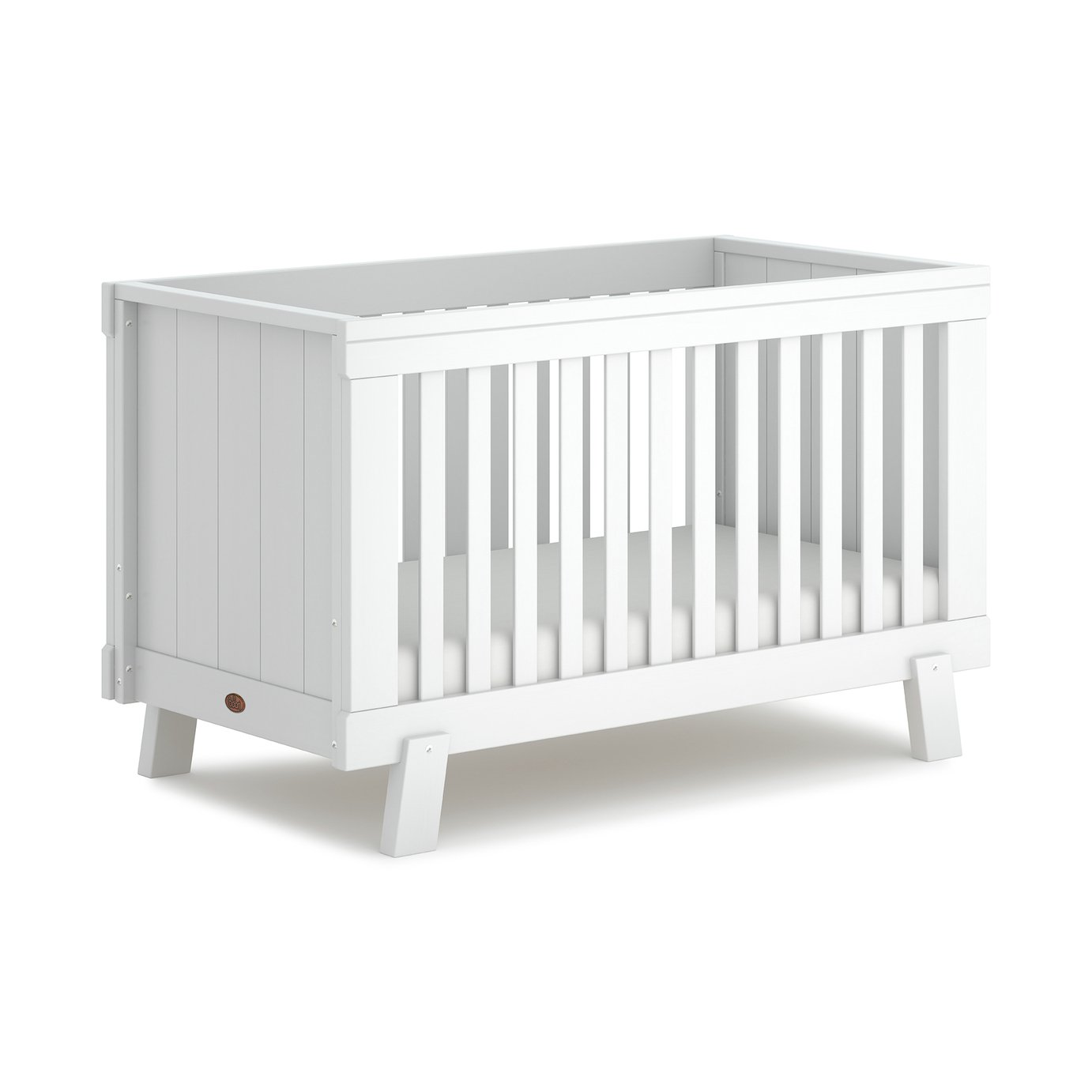 Boori Lucia Cot Bed - White