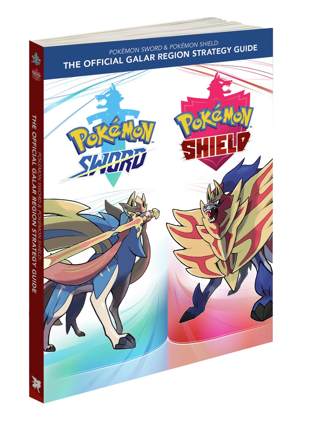 Pokemon Sword & Shield Official Strategy Guide