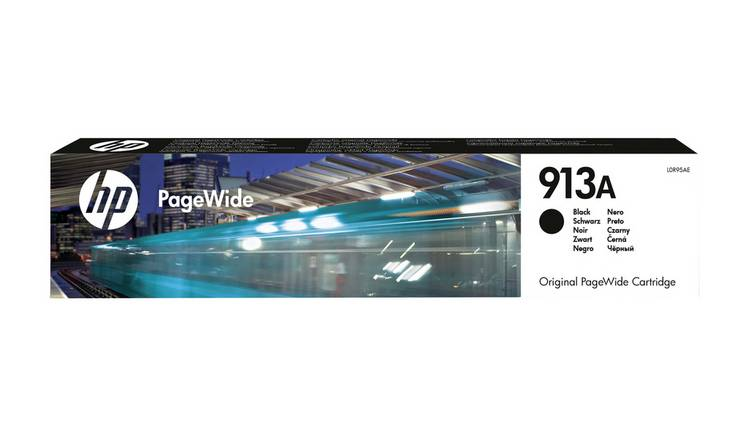 HP 913A PageWide Original Ink Cartridge - Black
